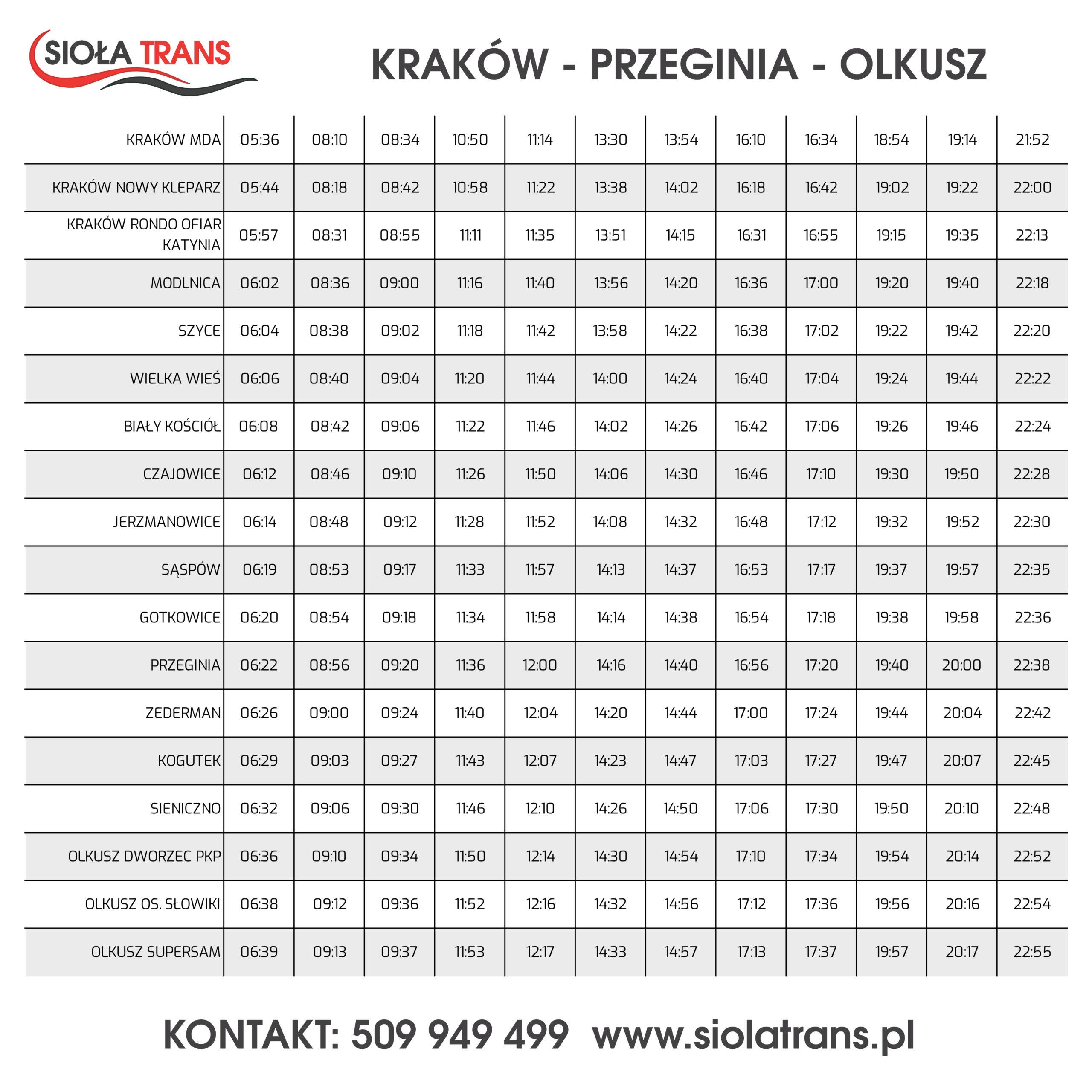 siola_trans_krakow_olkusz